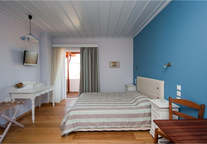zorbas apartments volissos chios accommodation studio